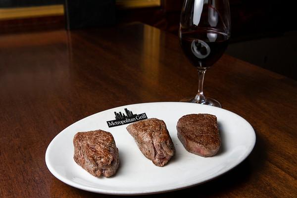 Steak - Wine