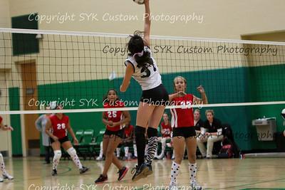 WBMS 8th Grade Volleyball vs Alliance