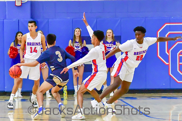 Mullen Boys at Cherry Creek - January 15 2020