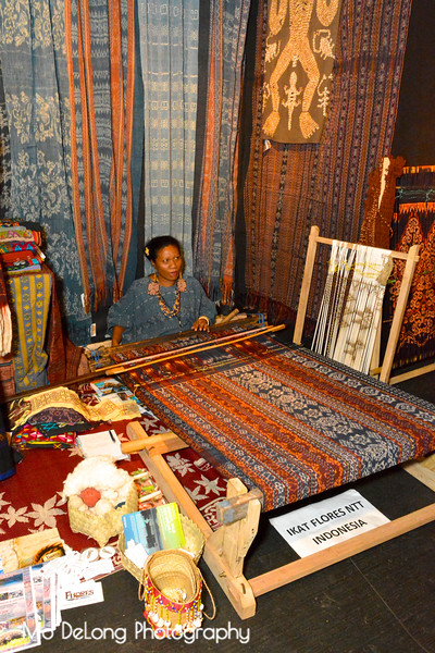 Ikat Flores NTT Indonesia