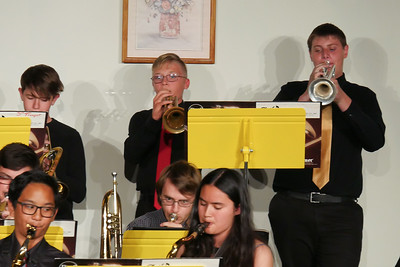 191030 GHS JAZZ BAND FALL CONCERT