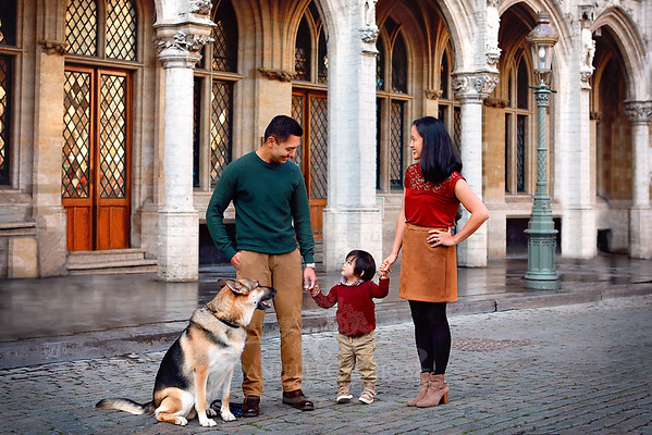 Deocariza Family Session