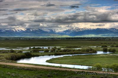 Idaho / Wyoming - June 2009