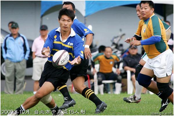 文化野人 VS 長青(CCU Barbarian vs Evergreen)