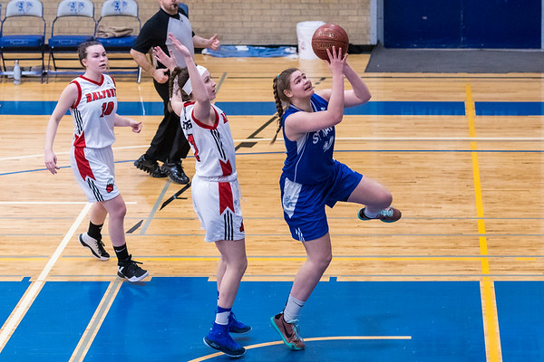 Girls - Balfour vs St Mary