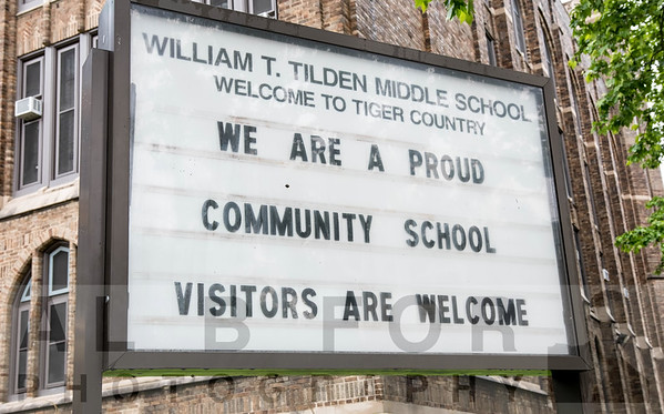 May 25, 2017 Global PHL-Tilden William T Middle School