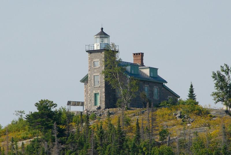 Huron Island Light