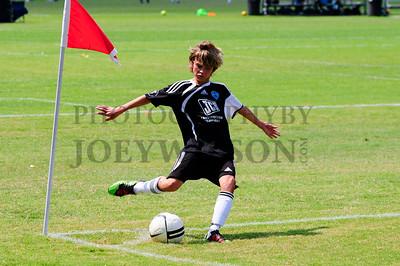 U13 Rovers vs Strikers - 9/18/2010