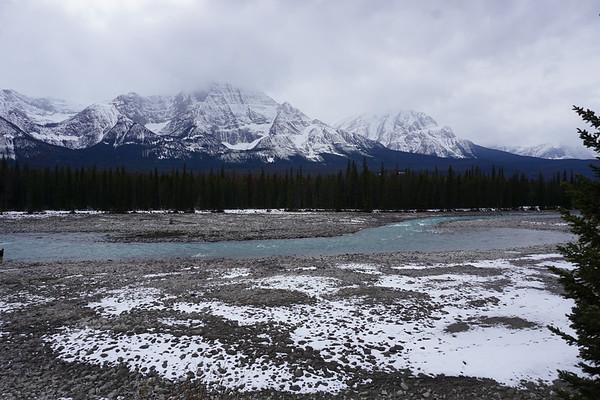 Lake Louise to Jasper via Rocky Mountaineer