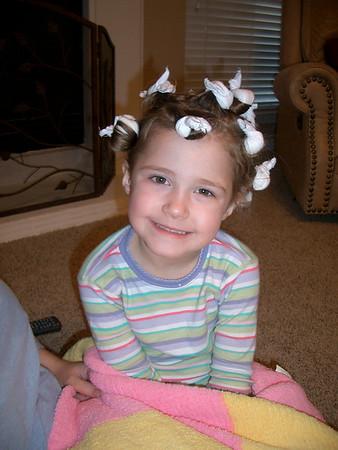Courtney Flower Girl
