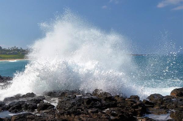 Makaluapuna Point & Honolua Bay, Maui (February 2016)