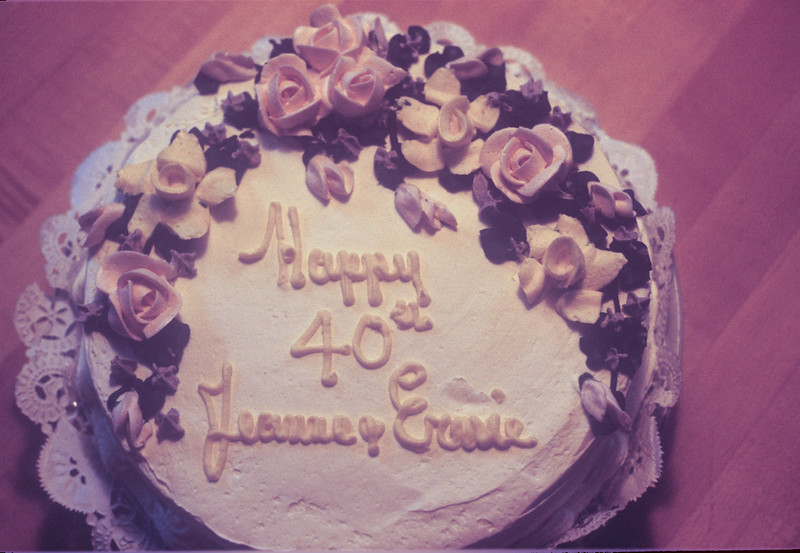 1982-05 Jeanne & Ernie Anniversary Cake.jpg