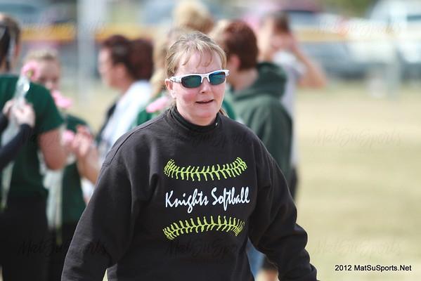 Colony Softball Seniors 5-26-2012