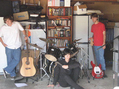 Maxwell's Band Practice