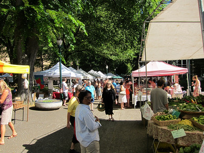 Portland, August 2010