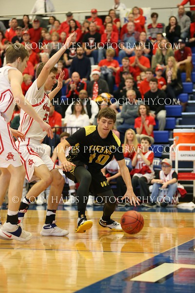 2016-2017 Basketball Season--High School Boys