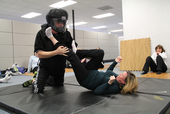 Self-Defense Seminars