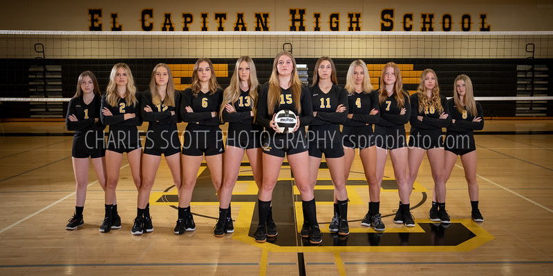 3-23-21 Varsity Team Portraits