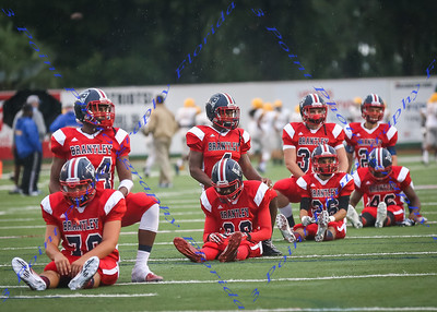 LBHS Varsity Football vs. Lyman - Sept 26, 2014