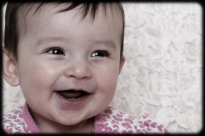 Nora 6 month Photos