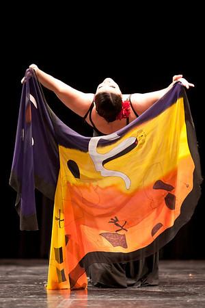 2010 Natasha Foucault's Fashion Show: Lifting Our Wings