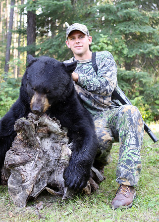Canada Bear Hunt/Fishing Trip