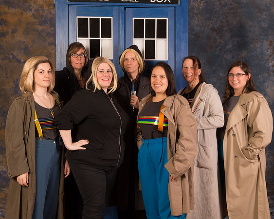 13th Doctor Photo Shoot