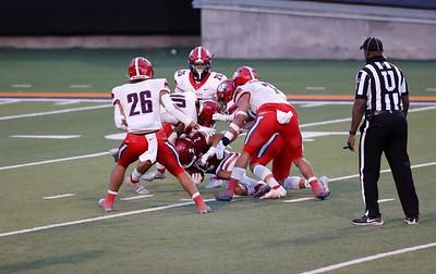 NMSU vs DSU Football  3/07/21