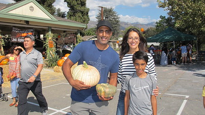 Pumpkin Patch Time at LCE