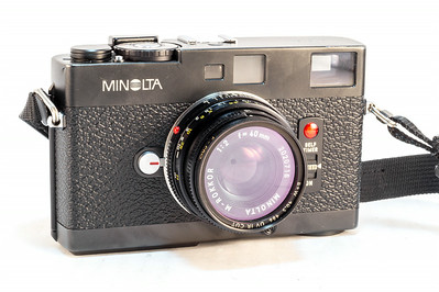Minolta CLE, 1980