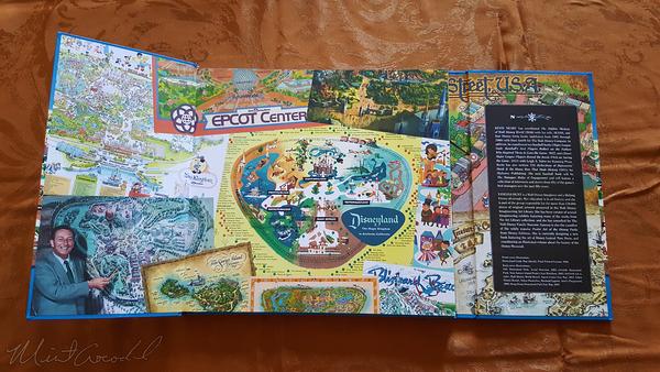 Disneyland, Disney California Adventure, Walt Disney World, Magic Kingdom, EPCOT, Disney, MGM, Studios, Hollywood, Animal Kingdom, Tokyo Disneyland, Tokyo DisneySea, Euro Disneyland, Disneyland Paris, Hong Kong Disneyland, Shanghai Disneyland, Concept, Art, Maps, Parks
