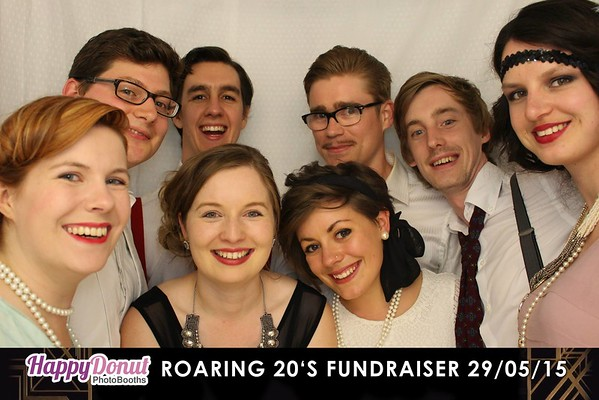 29.05.15 Roaring 20's Charity Fundraise