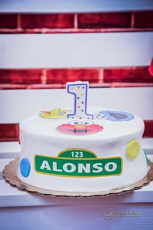 324. Alonzo Cumple 1