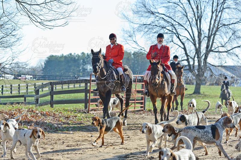 Snickersville Hounds 12-11-2011