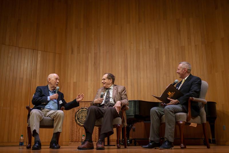 Rector Scholar Enterprise Panel