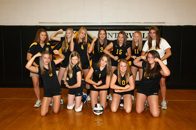 2011 Centerville High School Girls Volleyball