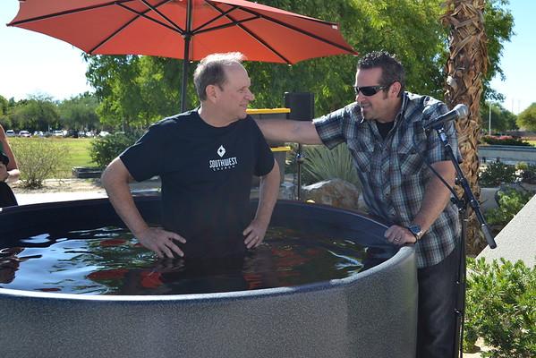 Baptisms - July 25 & 26
