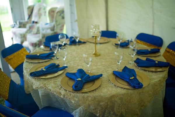 Yvonne Wedding