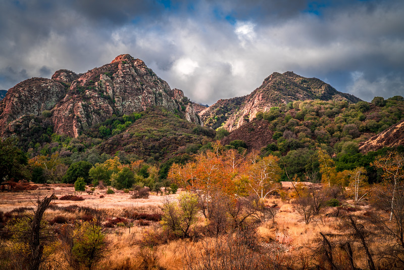 Malibu Canyon Fine Art Epic Sunset Winter Landscapes!  45Epic Dr. Elliot McGucken Fine Landscape and Nature Photography