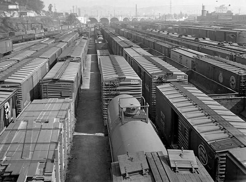 1950, River Station Depot