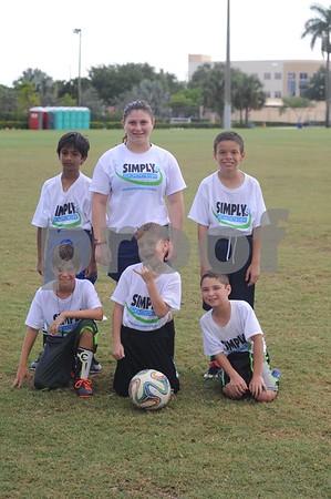 Simply Soccer 6/27 thru 7/1, 2016