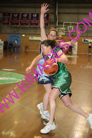 WABL Womens Grand Final - Hornsby Vs Bankstown 5-8-07