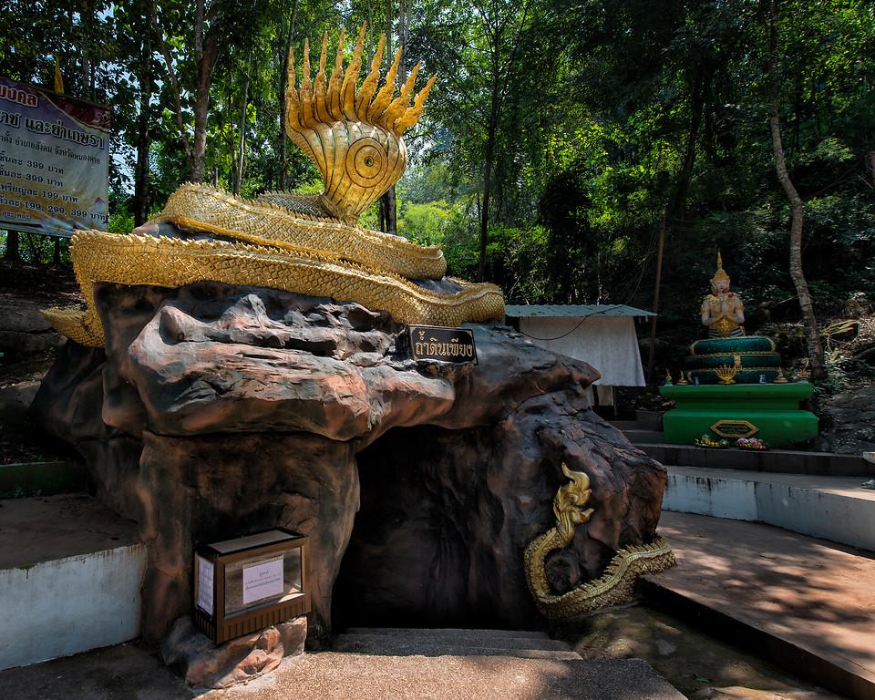 Phang Din Naga Cave, Nong Khai, Thailand