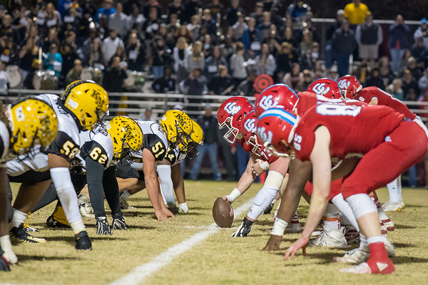 2019 NCHSAA Playoffs - Kings Mountain At Charlotte Catholic