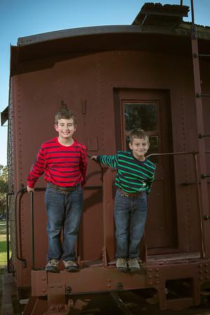 Sam & Zach
