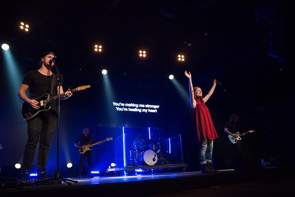 Sunday Service - November 22, 2105