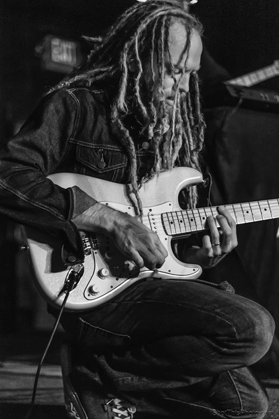 reggae guitar player