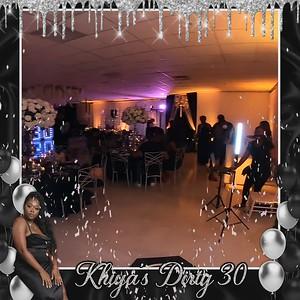 Khiya's Dirty 30