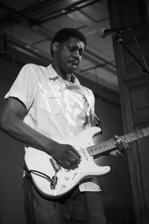 Rick Rushing and the Blues Strangers with Funktastic Five @ The Honest Pint June 2011