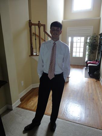 Hunter's Graduation